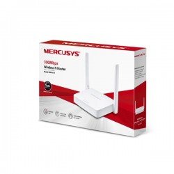 MERCUSYS 300Mbps Wireless N Router MW301R ROUT-WLESS-MW301R-MCS